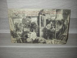 Pres De Sempst - Une Maison - Guerre 1914-18