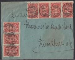 DR Brief Mif Minr.20x 257,4x 292 Hagen 4.10.23 - Briefe U. Dokumente