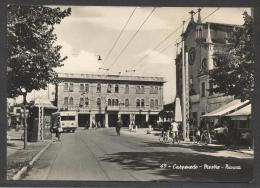 5264-CARPENEDO-MESTRE(VENEZIA)-PIAZZA-ANIMATA-1954-FG - Venezia (Venice)