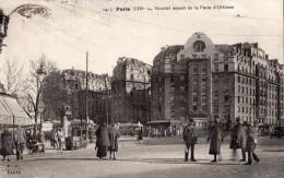PARIS NOUVEL ASPECT DE LA PORTE D ORLEANS - District 14
