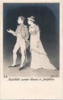 Napoleon Premier Consul Et Josephine -  PRECURSEUR ( Illustration:Espinasse)  Neuve Excellent état - Autres Illustrateurs
