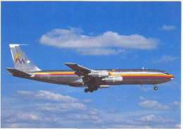 Aviation Postcard-WGA-039-FLORIDA  WEST -  BOEING 707 - 1946-....: Moderne