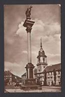 POLAND - Warszawa , Old Postcard, No Stamps - Pologne