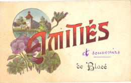69 - Rhône - Amitiés De Blacé - France