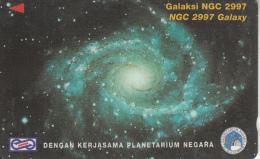 MALAYSIA(GPT) - NGC 2987 Galaxy, CN : 57USBB, Used