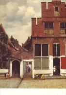 Lot 3 CPM Rijksmuseum Amsterdam Vermeer Weissenbruch Saenredam - Monnaies (représentations)