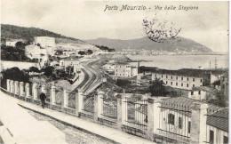 Imperia Porto Maurizio Via Della Stazione - Imperia