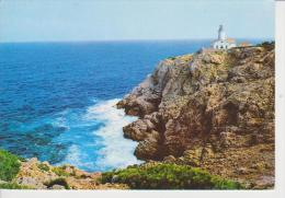 (MALL464) MALLORCA. CALA RATJADA. FARO. PHARE. LIGHTHOUSE - Mallorca
