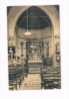 Somergem - Zomergem  Kapel  Klooster Stempel Zomergem Azaleas En Rozen 1947 - Knesselare