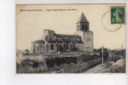 PONT DU CHATEAU - Eglise Sainte Martine - Très Bon état - Pont Du Chateau