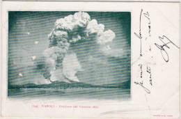 NAPOLI - Eruzione Del Vésuvio 1872   (58629) - Italia