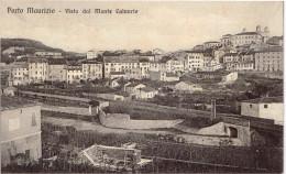 Imperia Porto Maurizio Vista Dal Monte Calvario - Imperia