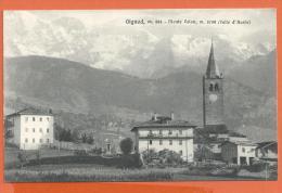 HA613, Gignod, Monte Velan, Non Circulée - Italia
