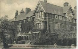 LANCS - ST ANNES - ST ANNES HOTEL 1905 La309 - Other