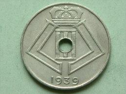 1939 VL/FR - 10 Cent. ( Morin 466 - For Grade, Please See Photo ) !! - 02. 10 Centesimi