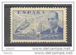 ES884-M5TPROO.España .Spain  Espagne AUTOGIRO.Ingeniero. LA CIERVA.1939   (Ed 884**) Sin Charnela MAGNIFICO - Profesiones