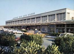 (888M) Airport - Aéroport - Nice Cote D'Azur Aérogare - Aerodromes