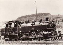 Railway Loco Data Card German DRG Class 86 861617-9 Einheitsbauart Germany - Picture Cards