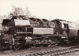 Railway Loco Data Card German DR 6510 Class 651047-3 2-8-4T East Germany - Sonstige