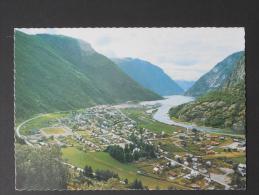 NORWAY  LAERDAL - SOGNEFJORD   -    (Nº02688) - Noorwegen