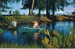Tahiti  A Young Charling Vahine - Tahiti