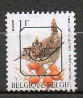 BELGIQUE Oiseau 1992 N°2449 - Belgique