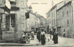 88 CHATEL - LA GRANDE RUE ( TABAC - BURALISTE ) - France