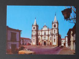 PORTALEGRE - SÉ CATEDRAL   -    (Nº02715) - Portalegre