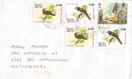 Sri Lanka 1996 Babler Malkoha Bird Cover - Zangvogels