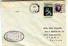 USA  1977 Special Cancell. SSBN 633 Casimir Pulaski  Used Cover - Submarines