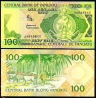 VANUATU 100 VATU ND(1982) P1 UNCIRCULATED - Vanuatu