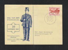 Dag Van Den Postzegel 1943 - 1891-1948 (Wilhelmine)