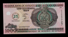 VANUATU 1000 VATU (2006) PICK # 11 UNC - Vanuatu