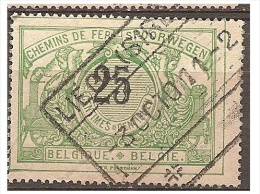 FEB-1977    LIEGE SIRENE    VERSCHOVEN WAARDECIJFER             Ocb  TR  18 - 1895-1913