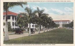 BALBAO - CANAL ZONE - THE PRADO - Panama