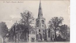 BEDFORD - ST PAULS CHURCH - Bedford