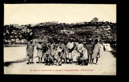 R BTPYS Madagascar Tananarive Hommes Antaimorona - Madagascar