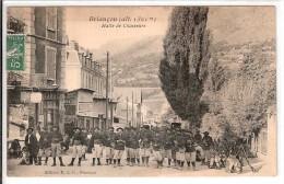 05 BRIANCON  HALTE DE CHASSEURS - Briancon