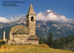 ENVIRONS DE BRAMANS - ST PIERRE D´EXTRAVACHE  - SAVOIE - (73) - PEU COURANTE CPSM. - Sonstige Gemeinden