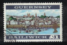 SS6411 - GUERNSEY , L'alto Valore Usato - Guernesey