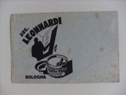 "Carta Assorbente/buvard ""Aug.LEONARDI - Klebe Past Pasta All´amido Fortemente Adesiva"" (colla) - Cartoleria"