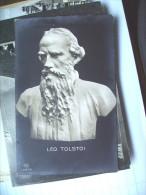 Rusland Russia CCCP USSR  Leo Tolstoi - Russie