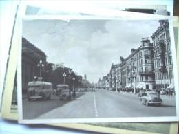 Wit-Rusland Belarus Minsk Street Scene With Old Cars - Wit-Rusland