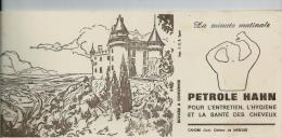 """Buvard - Pétrole Hahn """" Cahors -château De Mercues """" - Parfums & Beauté"""