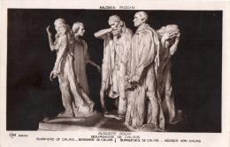 CARTE POSTALE ( Non Circulee)    MUSEE RODIN  Bourgeois De Calais  93 µ - Museum