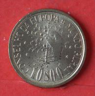 PORTUGAL  10  ESCUDOS  1987   KM# 638  -    (Nº02747) - Portugal
