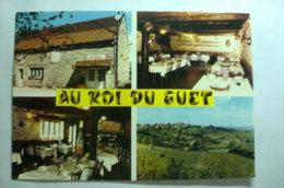 D 46 - Reilhaguet - Hôtel - Restaurant Du Roi Du Guet - Frankrijk