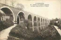 Août13 1218 : Mesnil-Villement  -  Viaduc - Non Classificati
