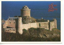 Fort La Latte : Remparts Et Donjon - Photo Claude Rannou édit Jos - France