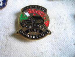 Pin's Du Fun-Cars Club Dombaslois En LORRAINE - Badges